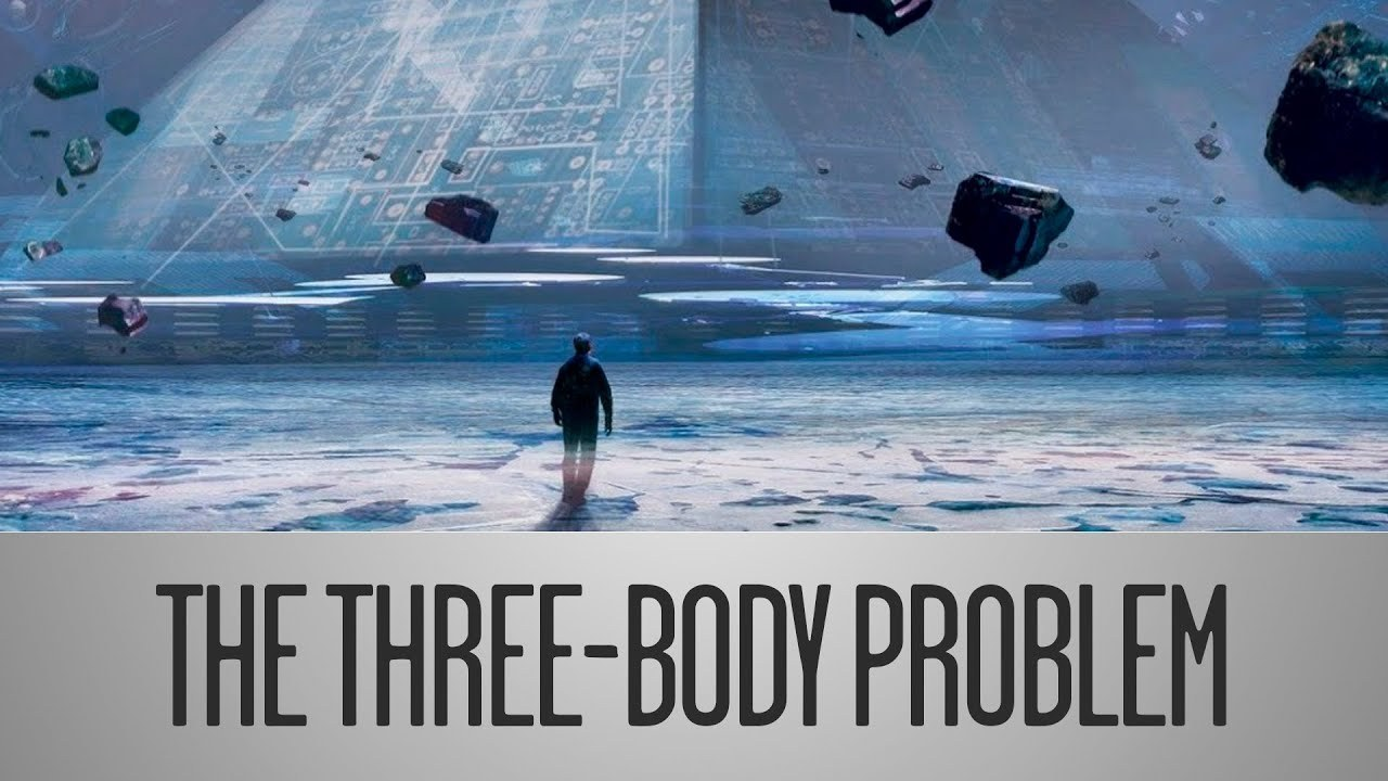 """You can now listen to """"The Three Body Problem"""" as a serialized podcast"""
