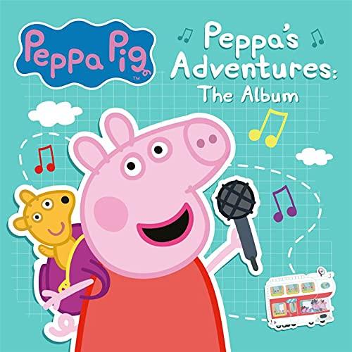 Pitchfork reviews the Peppa Pig album | Boing Boing