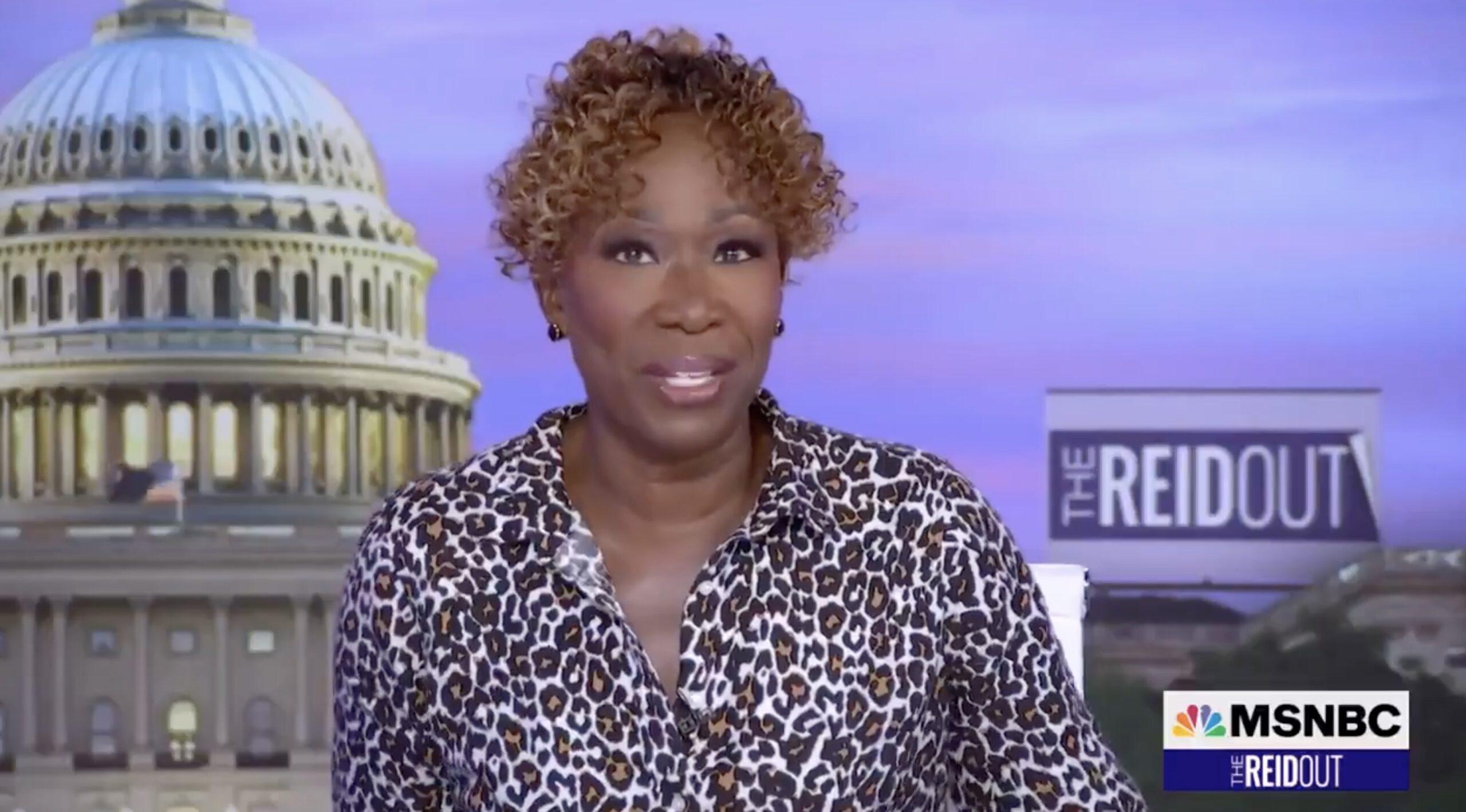 "Joy Reid angers Republicans for calling them a ""creepy little COVID-loving death cult"""
