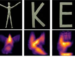 Non-line-of-sight imaging pictures from a Stanford study