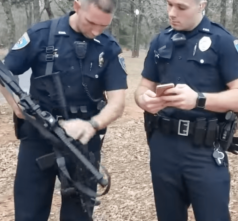 """""""Second amendment audit"""" is actually a massive demonstration of white privilege 