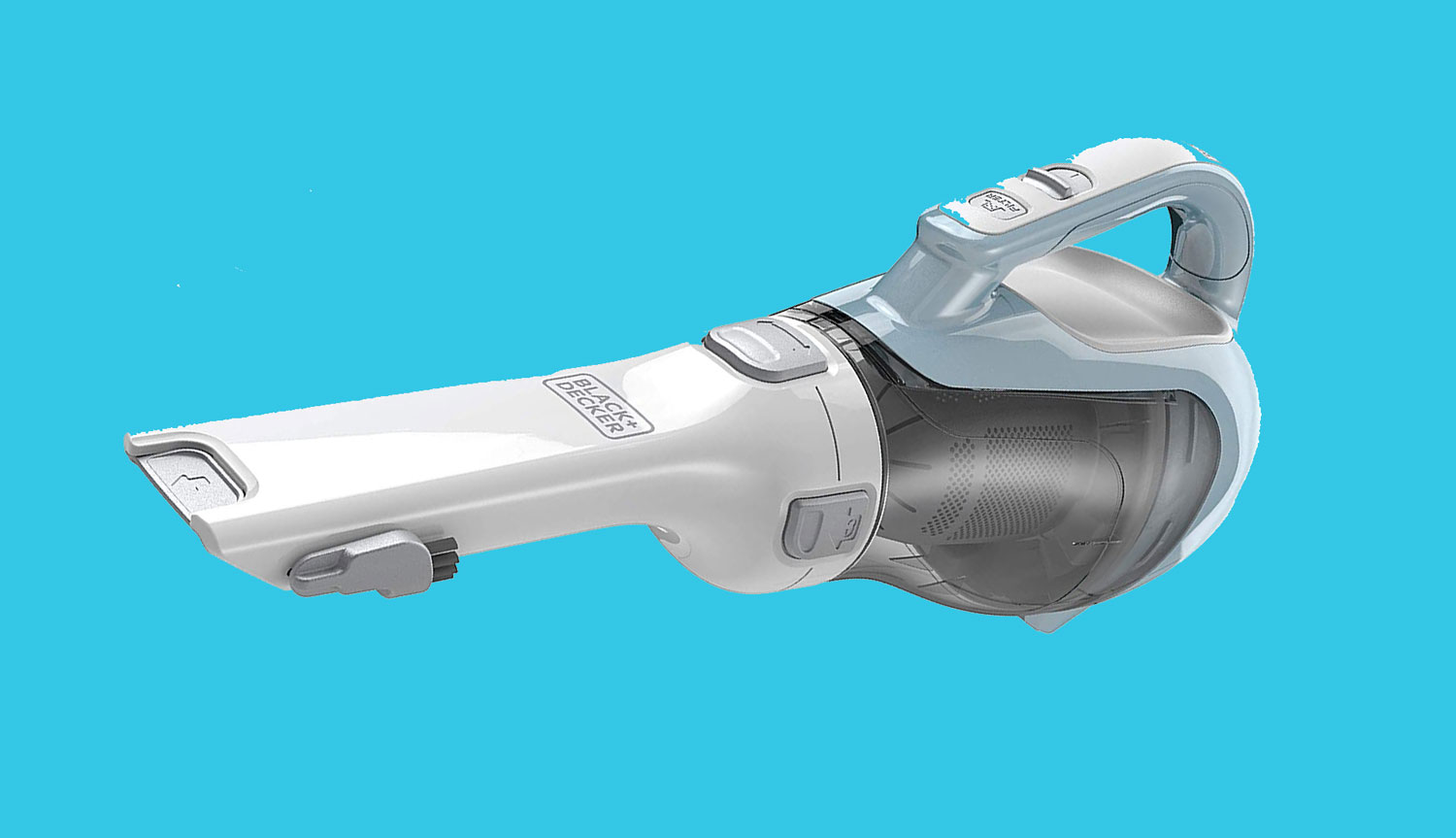 Hand Vacuum with batteries that hold a charge