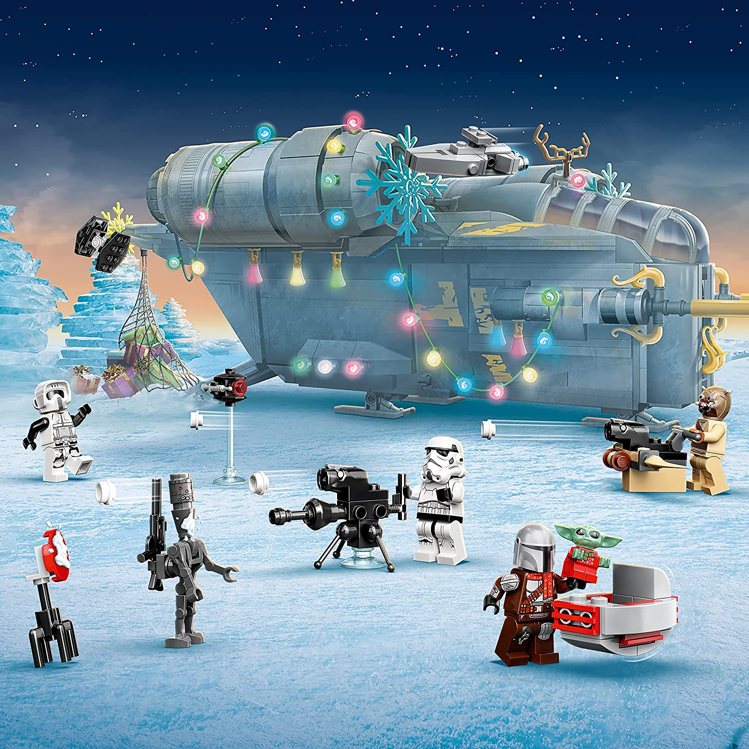 Time to order your 2021 LEGO Star Wars advent calendar