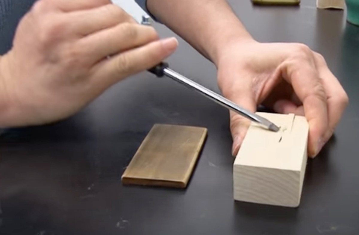 Researchers made wood knives and nails that are sharper and stronger than steel   Boing Boing