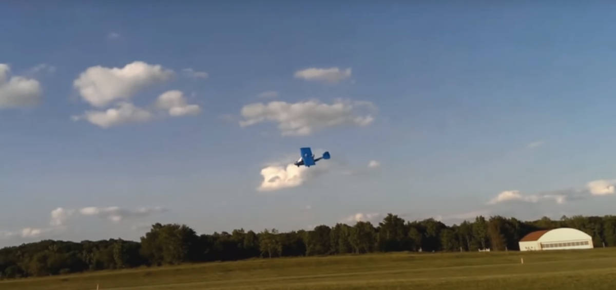 Man with zero hours flying experience accidentally takes off, and barely lands