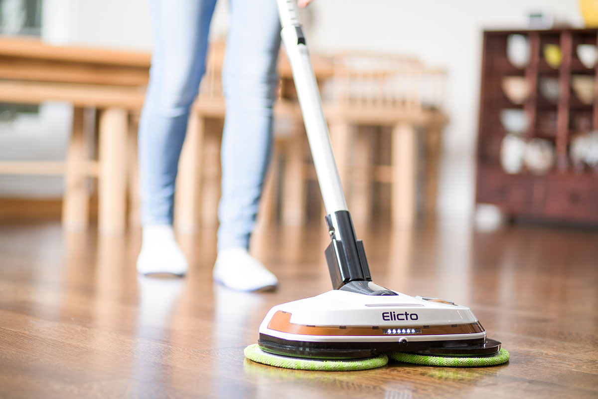 These vacuums and mops will have your floors shining like the day they were installed