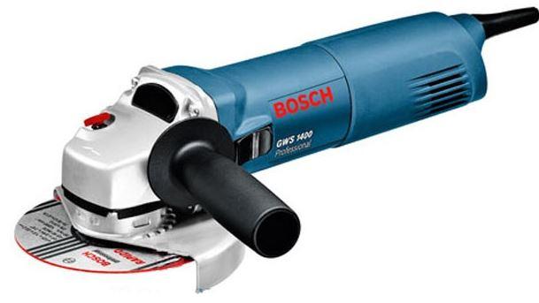 Meuleuse Bosch GWS 1400W