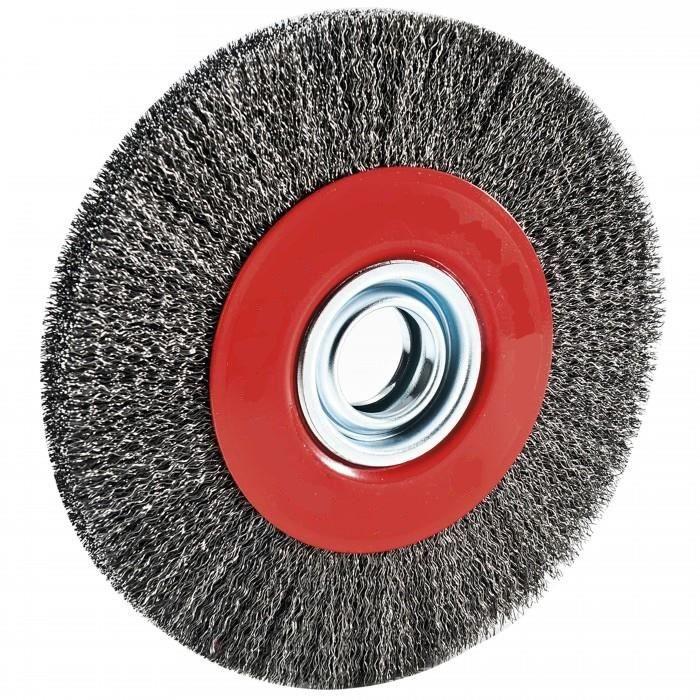Disque brosse métalique
