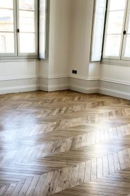0194c Pose parquet bordeaux