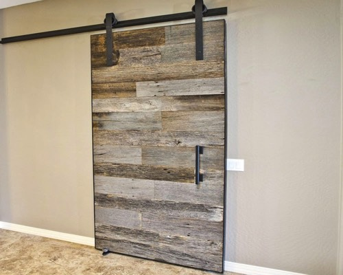 acheter une porte coulissante en bois