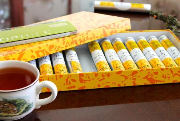 le palais des thes flavored teas tea