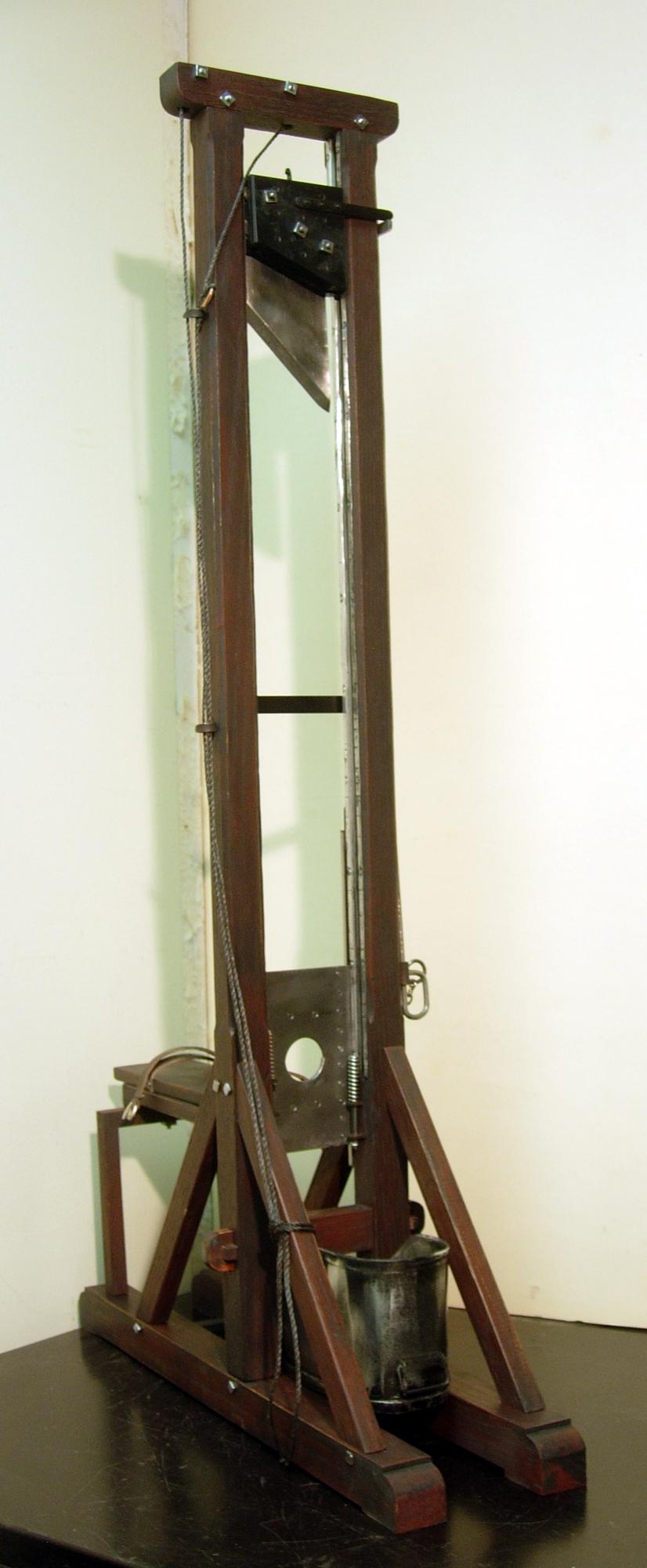 Guillotine 1848