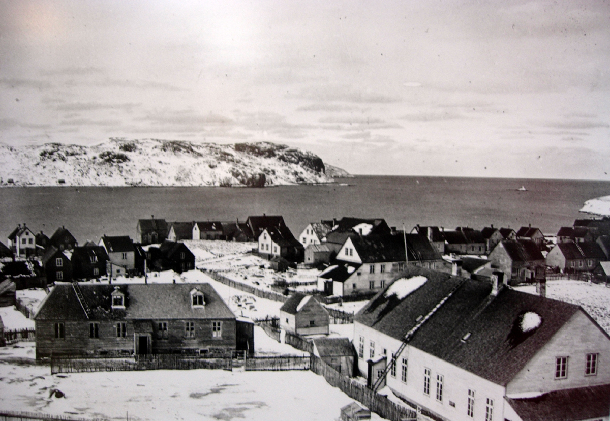 Saint-Pierre in the 1890s