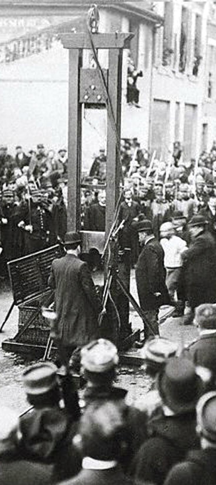 Execution 1909