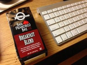 Drink it fast!