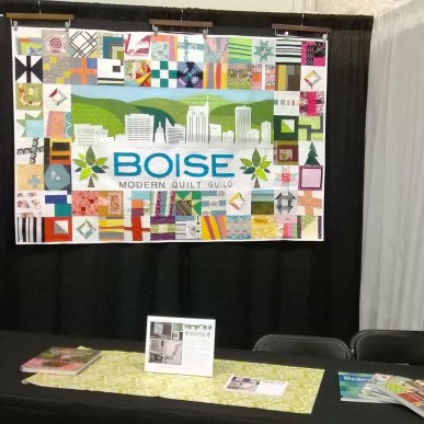 Our banner quilt