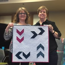 Shelly Quilt To Angela