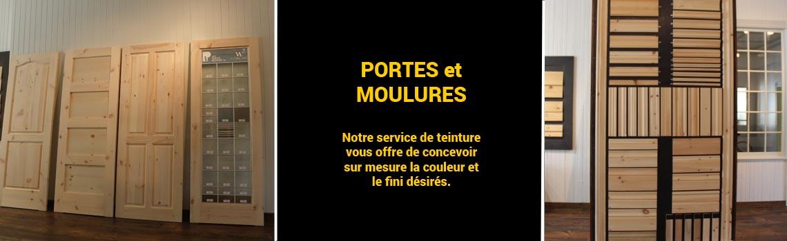 Portes Et Moulures Bois Excel