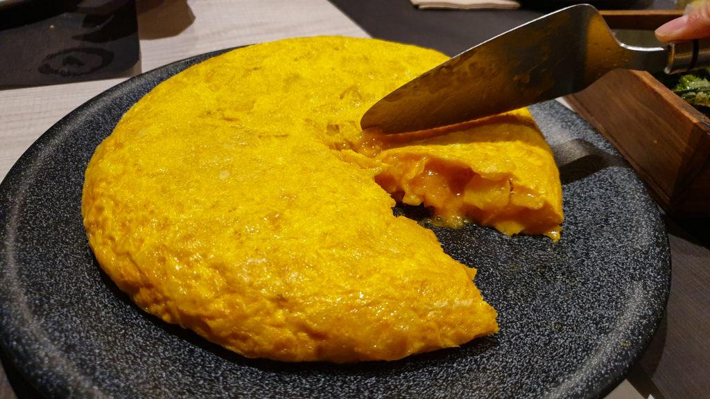 As Mariñas custodia en Betanzos o segredo da mellor tortilla