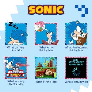 Nouvel opus Sonic en vue ?
