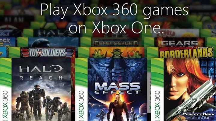 8 nouveaux jeux rétro-compatible pour la Xbox one