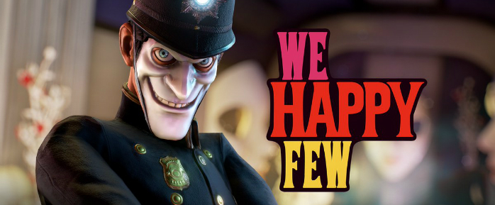 Accès anticipé pour 'We Happy Few'