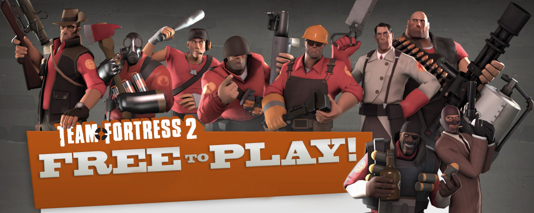 Coups de cœur free-to-play #5 : Team Fortress 2
