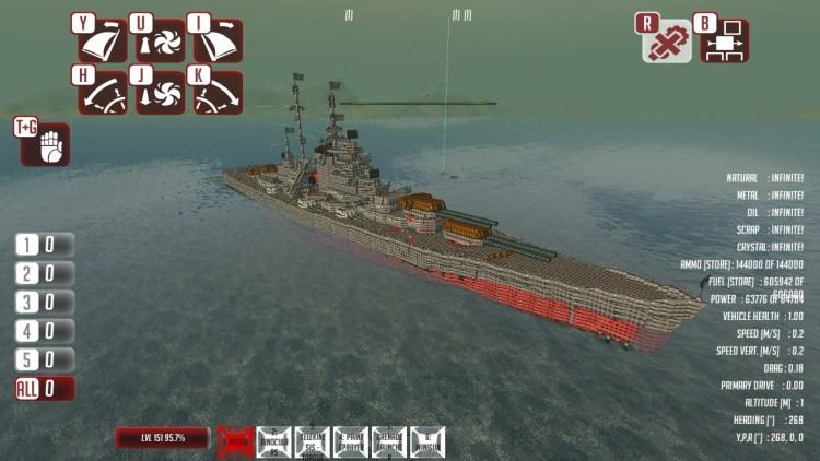 german-battleship