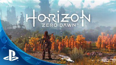 Du nouveau gameplay pour Horizon Zero Dawn