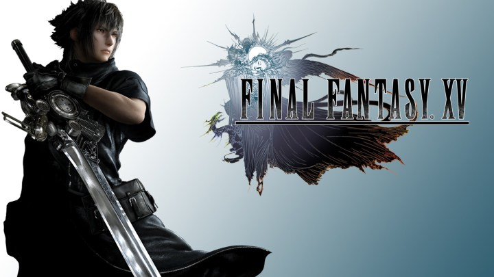 Du Gameplay pour Final Fantasy XV