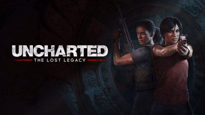 Uncharted  : The lost legacy un standalone et non un DLC