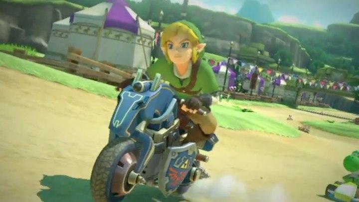 OST de la semaine #25: Mario Kart 8 DLC1: Circuit d'Hyrule