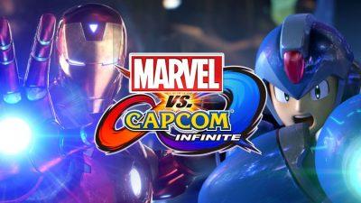 Une date de sortie pour Marvel vs Capcom Infinite