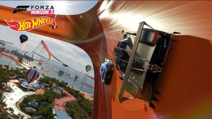 Forza Horizon 3 invite Hotweels