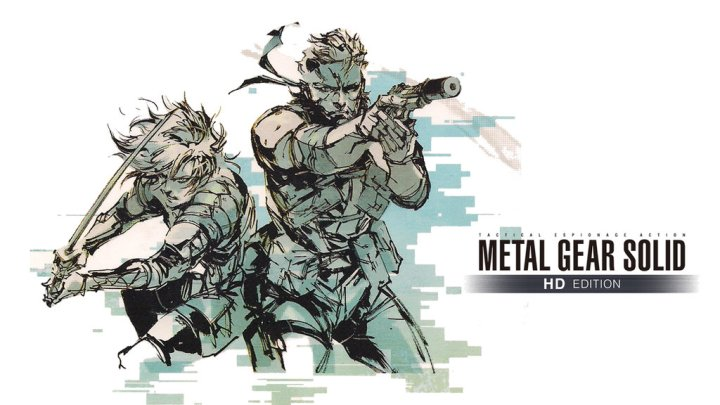 Test : Metal Gear Solid 2 : Sons Of Liberty