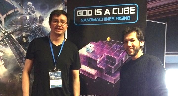 Interview : Marc Kruzik – God is a Cube