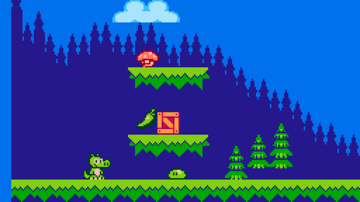 Twin Dragons: un jeu NES sur kickstarter