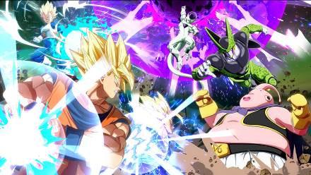 De nouveaux combattants pour Dragon Ball FighterZ