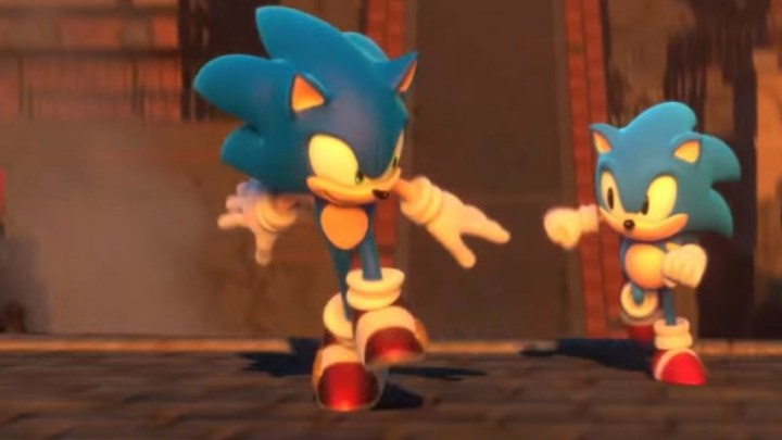 Trailer de la semaine #39 : Sonic Forces debut Trailer
