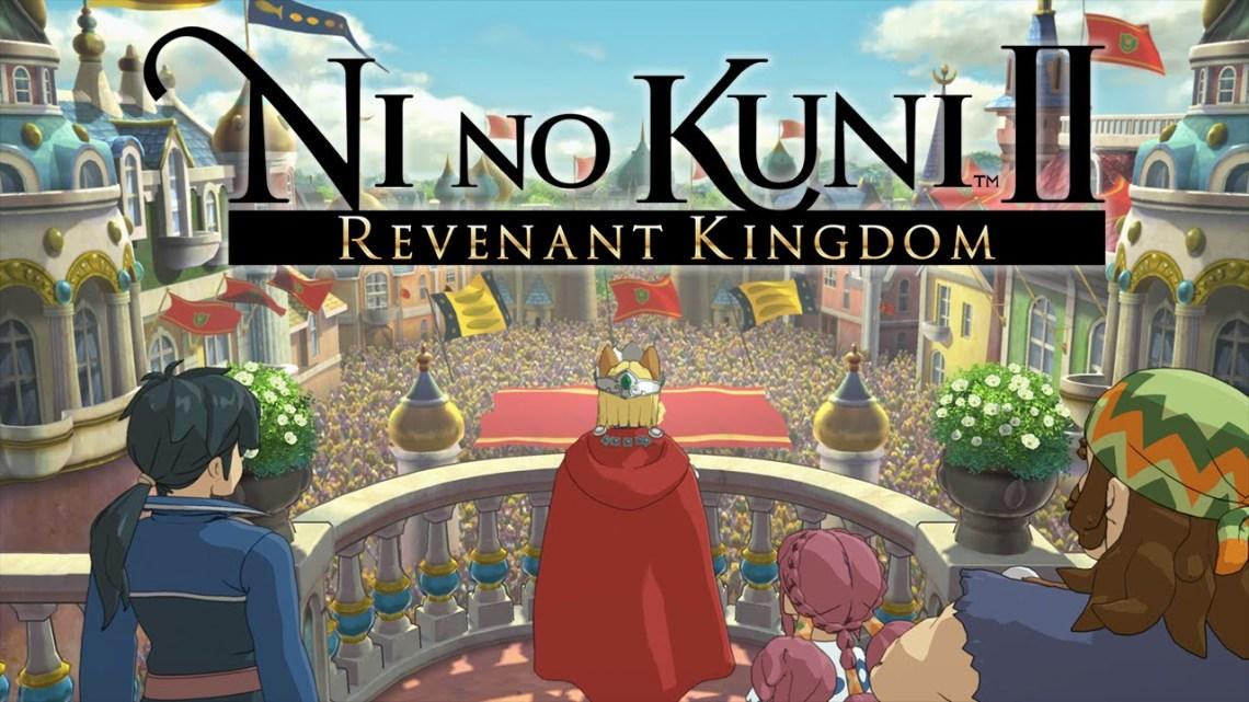 Ni No Kuni II: report et détails