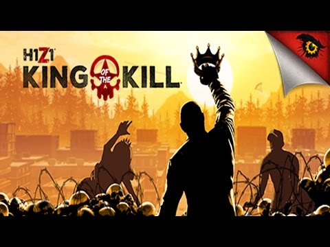 Nouvelle mise à jour pour H1Z1 King of the Kill