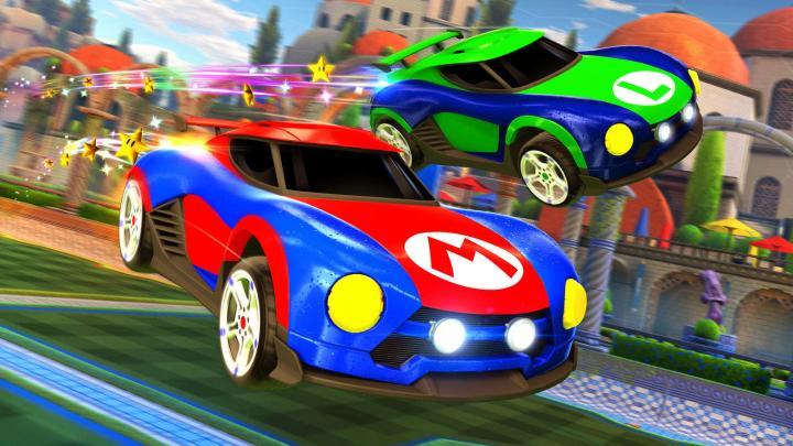 Rocket League Switch: Nouveaux véhicules exclusifs
