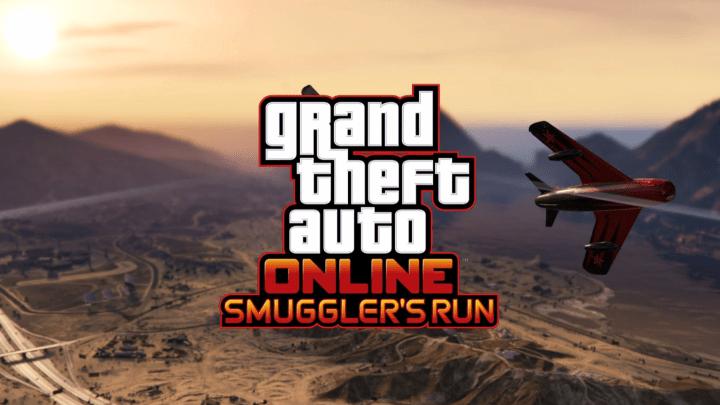 GTA V Online: Smuggler's Run