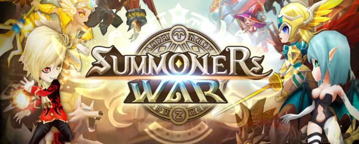 Summoner's war : des nouveautés, du nerf et du UP !