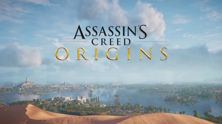OST de la semaine #62: AC Origins – Main Theme