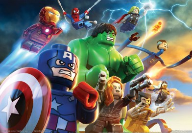 OST  de la semaine #63 : Lego Marvel : Super Heroes Soundtrack Main theme !