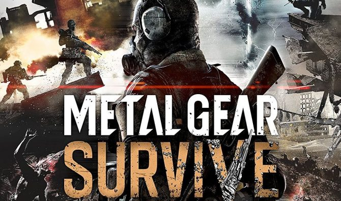 Trailer de la semaine #35 : Metal Gear Survive Solo Trailer