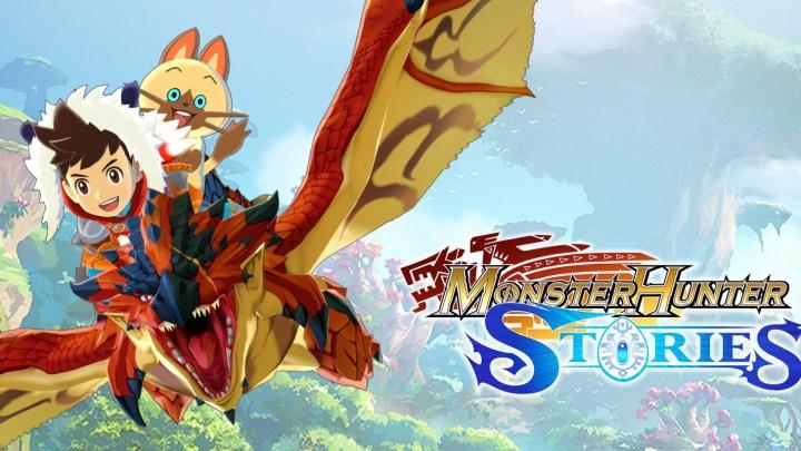 Monster Hunter Stories : sur smartphone, la chasse y a pas mieux !