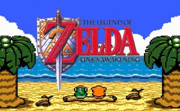 Test Retro : The Legend of Zelda – Link's Awakening