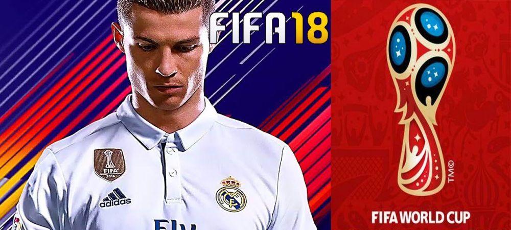 FIFA 18: un DLC pour la Coupe du Monde